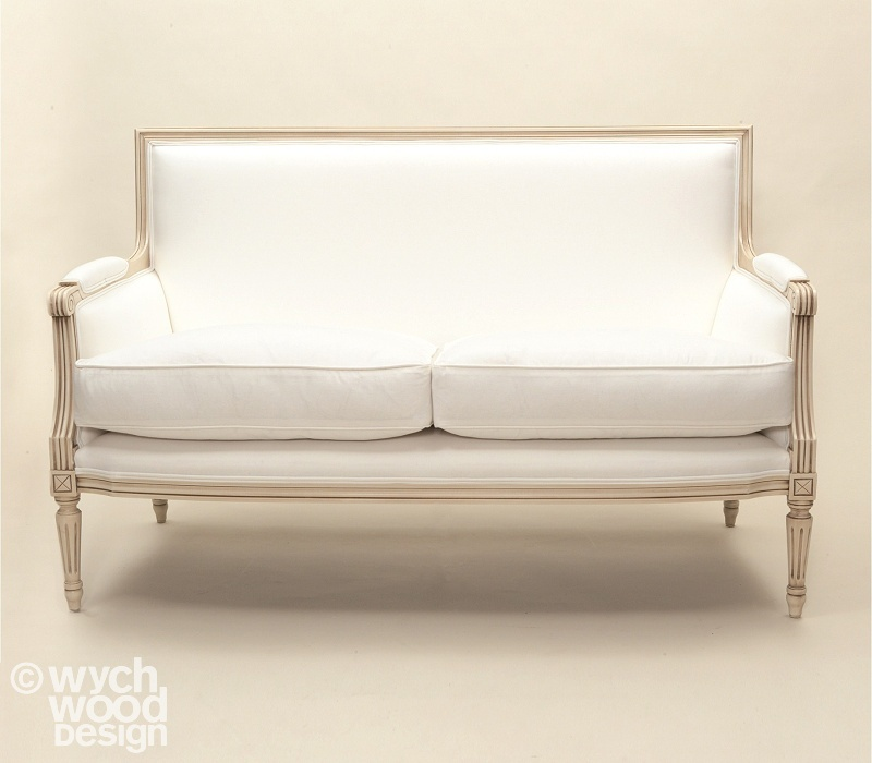Wooden Framed Sofas – Wychwood Design